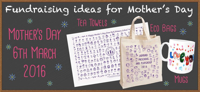 Mothers Day Tea Towels