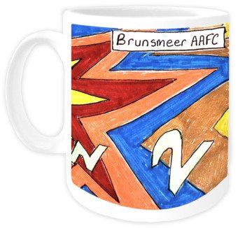 School Fundraising Mugs
