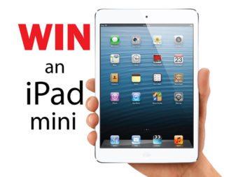 Win an Ipad Mini