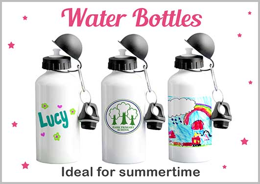 Fundraising Water Bottles