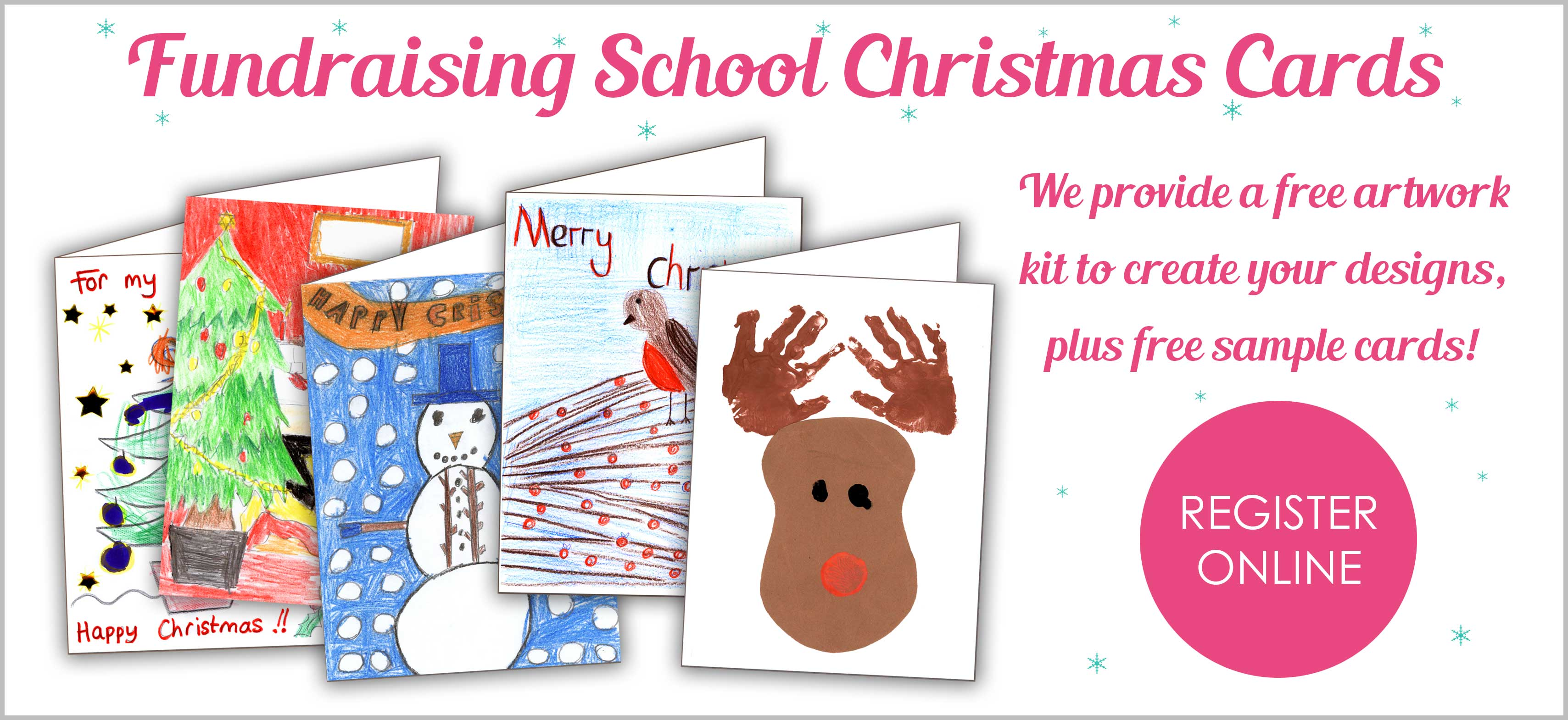 Fundraising Christmas Cards