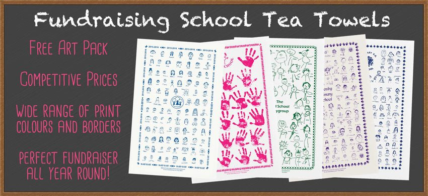 School Tea Towels