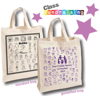 Cheap Printed Cotton Bags For Life Uk Class Fundraising