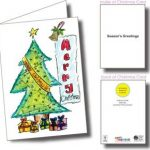 School Christmas Cards for School Fundraising Ideas