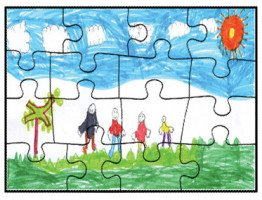 Fundraiser Jigsaw Puzzles