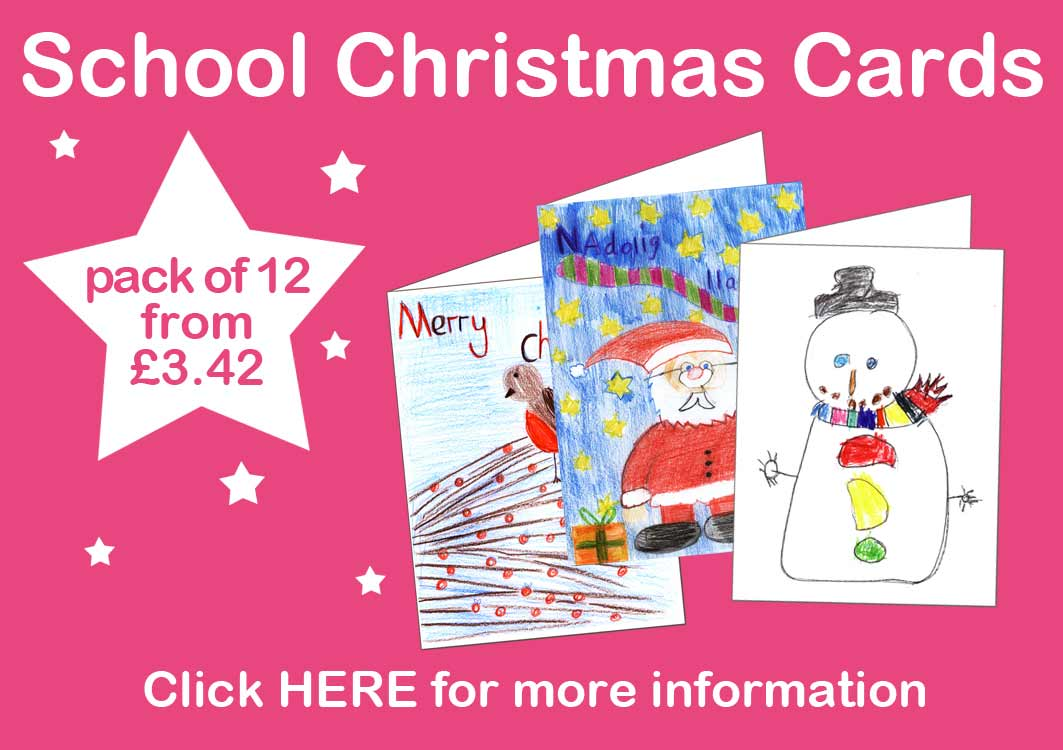 School Christmas Cards Class Fundraising – Christmas Cards Sample