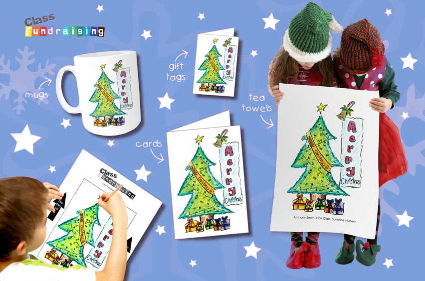 christmas cards for schools