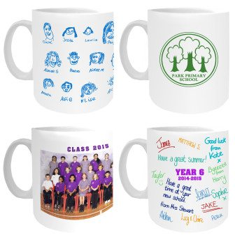 Group Mug Summer Fundraising