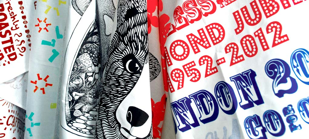Printed Tea Towels - Cass Printing