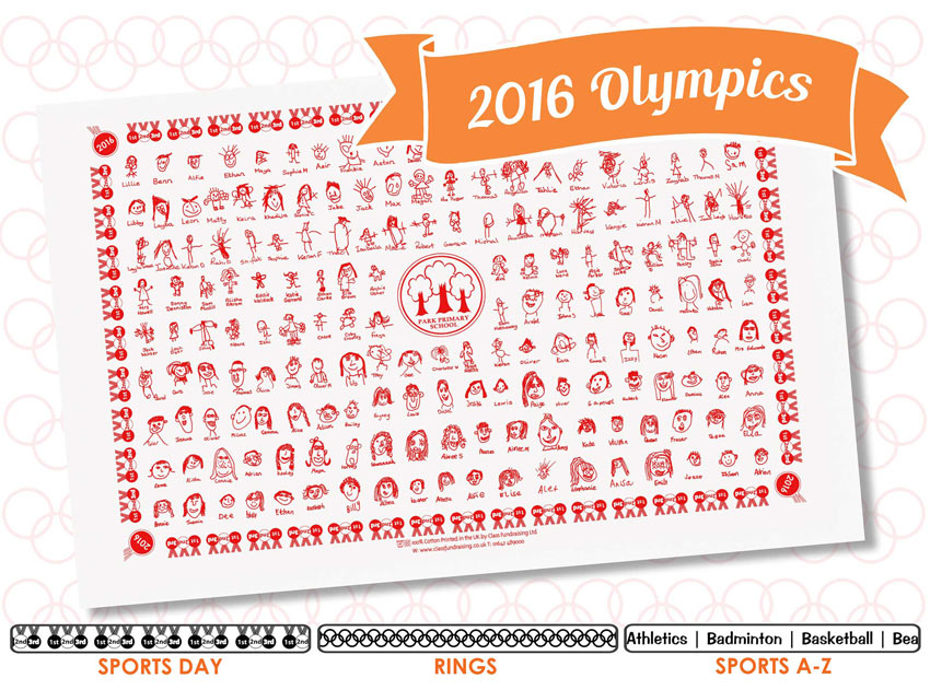 Rio 2016 - Class Fundraising