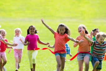 School Summer Fundraising Ideas - Sports Day