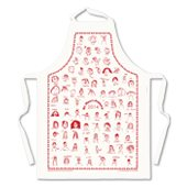 Self Portrait Apron (Group Product)