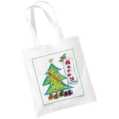 Christmas Eco Bag