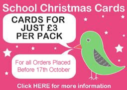 School Cards £3.00 a pack