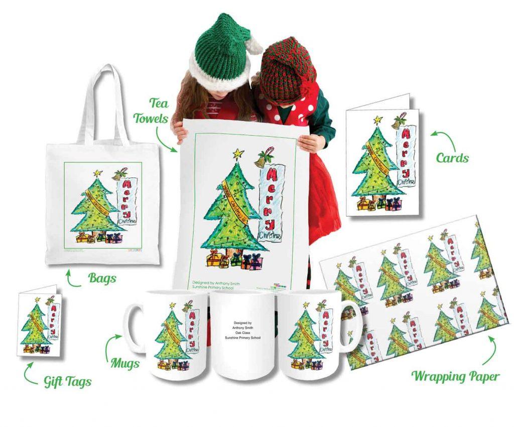 Christmas Fundraiser for schools